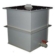Ванна для приготовления и хранения электролита