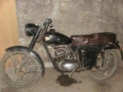 Продам мотоцикл м-103 1967г.