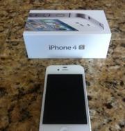 новый яблоко iphone 4s 16GB,  32GB,  64GB уплотняемых со всеми сети